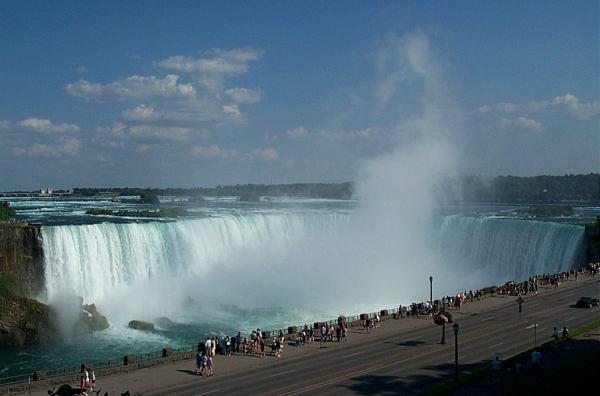 Онлайн камеры Ниагарский водопад