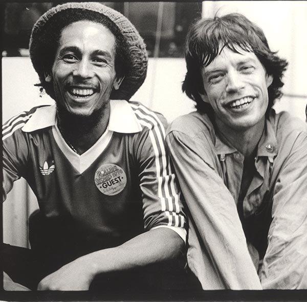 Marley, Bob & Jagger, Mick & Tosh, Peter