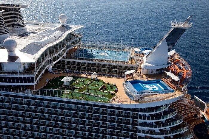 Самый большой лайнер в мире