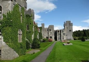 Замок Эшфорд Ирландия (2)