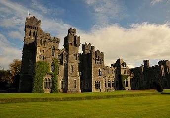 Замок Эшфорд Ирландия (3)