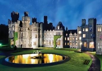 Замок Эшфорд Ирландия 3