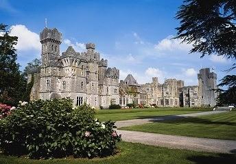 Замок Эшфорд Ирландия (5)