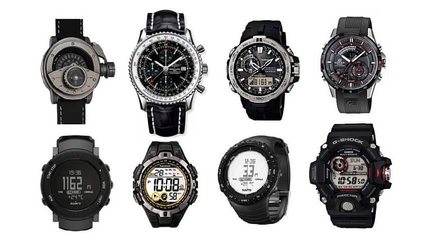 Купить часы для путешествий